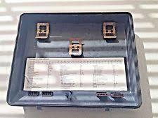 interior switches & controls for 1992 bmw 535i ebay bmw e34 fuse box location at Bmw E34 Fuse Box