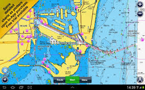 Free Nautical Charts For Android Boating Hd Marine Lakes For Android Free Download And