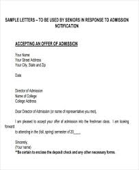 Offer Acceptance Email Sample Reply For Offer Letter Acceptance Magdalene Project Org