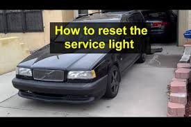 97 Volvo 850 Service Light Reset 1993 Volvo 850 Kombi Lw Pictures Information And Specs