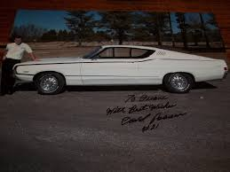 David Pearson Signed a picture of my Torino!!! - Monte Carlo Forum - Monte  Carlo Enthusiast Forums