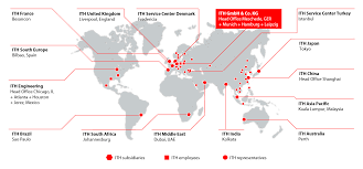 Ith Tension Chart Ith Bolting Technology Worldwide Network Contact