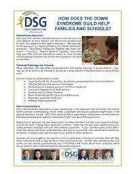 down syndrome guild of greater kansas city how%20does%20dsg%20help%20families%20and%20schools%20dsg%