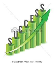 Clipart Growth Chart Success Growth Chart