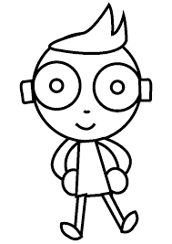 Small Picture Pbs Kids Coloring Pages Wecoloringpage