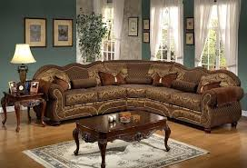 traditional leather living room furniture. Traditional Living Room Furniture Marvelous Leather Sofa Set Brown Within Decor . N
