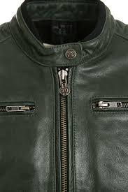 segura lady retro jacket leather jackets green women s clothing segura free