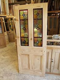 antique stained glass reclaimed