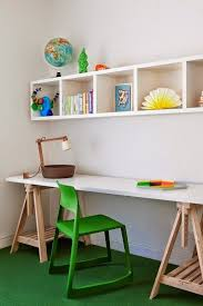 the boo and the boy kids desks