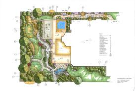 Zen Garden Design Plan Concept Simple Design