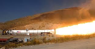 Solid Fuel Rocket Engine Design Nasa Successfully Tests Five Segment Solid Rocket Motor