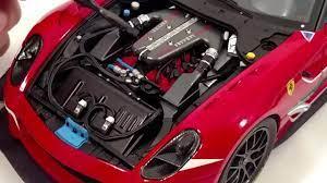 The slick tires feel like real the real thing. Hot Wheels Elite Ferrari 599xx Evo Review Youtube
