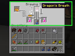 How To Make Potions In Minecraft With Pictures Wikihow