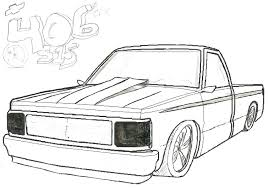 old chevy truck coloring pages car trucks cars and finest dodge ram pick up