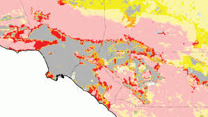 Town Of Huntington Zoning Chart Here Are The Areas Of Southern California With The Highest