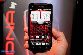 HTC DROID DNA for Verizon Hands-on ...