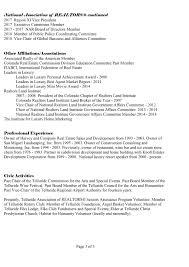 Board Member On Resume Resume For Study