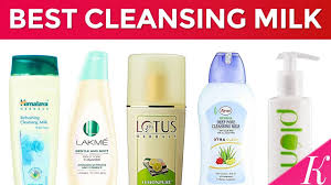 9 best cleansing milk in india with for diffe skin types