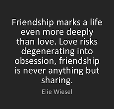 Quote About Friendship Love