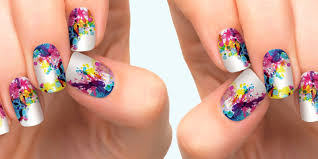 9 Best Nail Stickers for Colorful, Fun Nails 2017 - Easy to Use ...