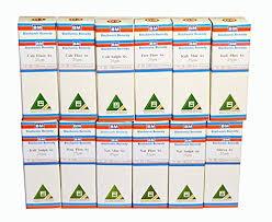 Economy Pack Tissue Cell Salt Kit All 12 Schussler Cell
