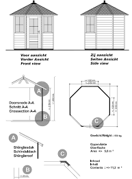 diy octagonal summer house plans and home design octagon dc houses in united states
