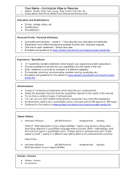 Word Doc Resume Templates Qhtypm Word Gallery Photos The Most In
