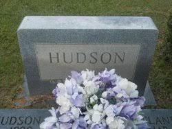 Effie Flanders Hudson (1900-1976) - Find A Grave Memorial