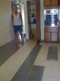 Floating Floor In Kitchen Floating Floor Under Kitchen Cabinets Floating Floor