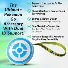 ⚡ถูกที่สุดใน Shopee⚡มอนส์เตอร์ จับโปเกม่อน Pokemon GO Dual catch mon Two  IDs are available with dual Catchmon Pokemon