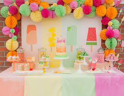 Looking For Some Awesome Indoor And Outdoor Birthday Party Decorations?