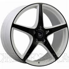 <b>Диск колесный 19</b> литой YST X-9 w+b R19 5x114.3 ET35 J8 D60.1