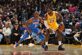 Preview: Lakers look to make it two in a row over Thunder ...