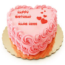 Happy Birthday My Mom Special Cake With Name
