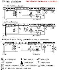 honeywell tbc2800a1000 burner controller บริษัท เอบีบี เฟอร์เนส honeywell tbc2800a1000 burner controller wiring diagram 2
