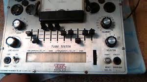 Tube Tester Eico 625