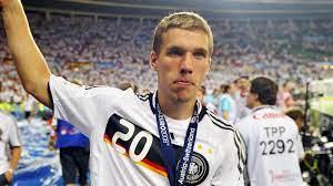 Fue allí donde destacaron por vez primera las cualidades de lukas. Lukas Podolski On Germany S Euro 2008 Final Heartache The Nation S Future Stars Euro Memories Football News Sky Sports