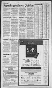 The Tampa Tribune From Tampa Florida On August 29 1997 48