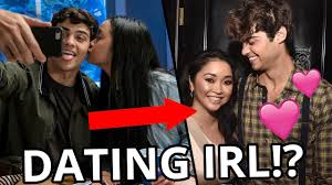 When did condor first feel the sparks fly between her and centineo? Noah Centineo And Lana Condor Dating Irl Youtube
