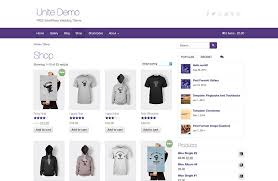 wordpress shopping carts 25 free responsive ecommerce wordpress themes 2017 colorlib