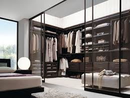 modern fitted bedroom furniture. fitted wardrobes 0 truffle brown avola with glass doors modern bedroom furniture r