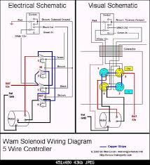 smittybilt winch remote wiring diagram wiring diagram and winch wiring diagram for carchet remote