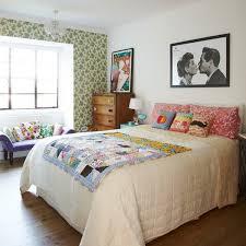 Bedroom Design Ideas in retro Style