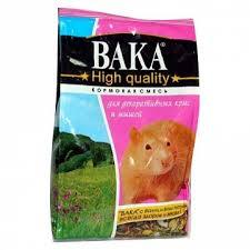 <b>ВАКА High Quality Корм</b> для крыс и мышей в mirkorma.ru