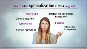 i am getting confused about choosing specialization in mba mba mba international business is in recent trends and is ideally suited for someone looking for setting up their business at international level
