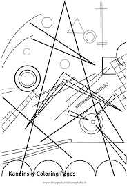 Natural Paul Klee Coloring Pages Y5270 Coloring Pages Coloring Page