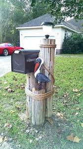 unique mailbox post. Modren Unique Unique Mailbox Ideas Post Mail Box  Best And Unique Mailbox Post A
