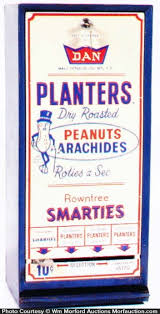 Mr Peanut Vending Machine Inspiration Antique Advertising Planters Vending Machine Antique Advertising