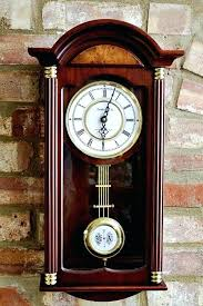 westminster wall clocks chime wall clocks vintage clock company wall quartz clock with chimes chime wall
