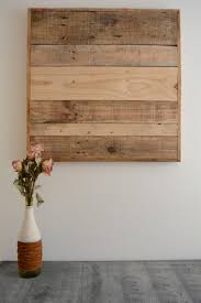 square wood pallet frames art home decor wall hanging various sizes personlized small
